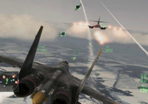 Ace Combat 7 Screenshot 1