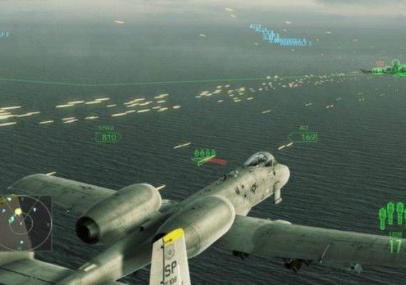 Ace Combat 7 Screenshot 2
