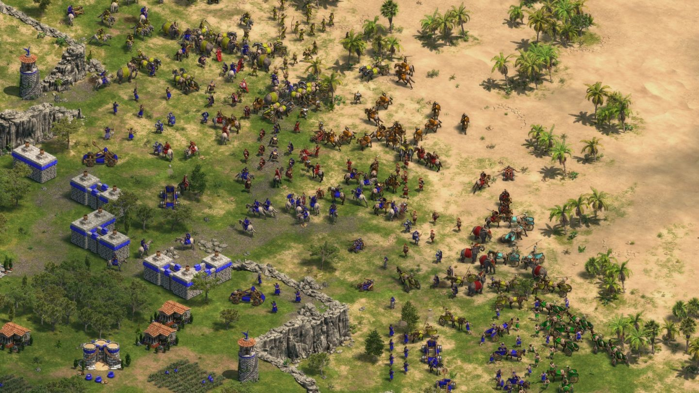 Age of Empires 2: Definitive Edition Screenshot 3
