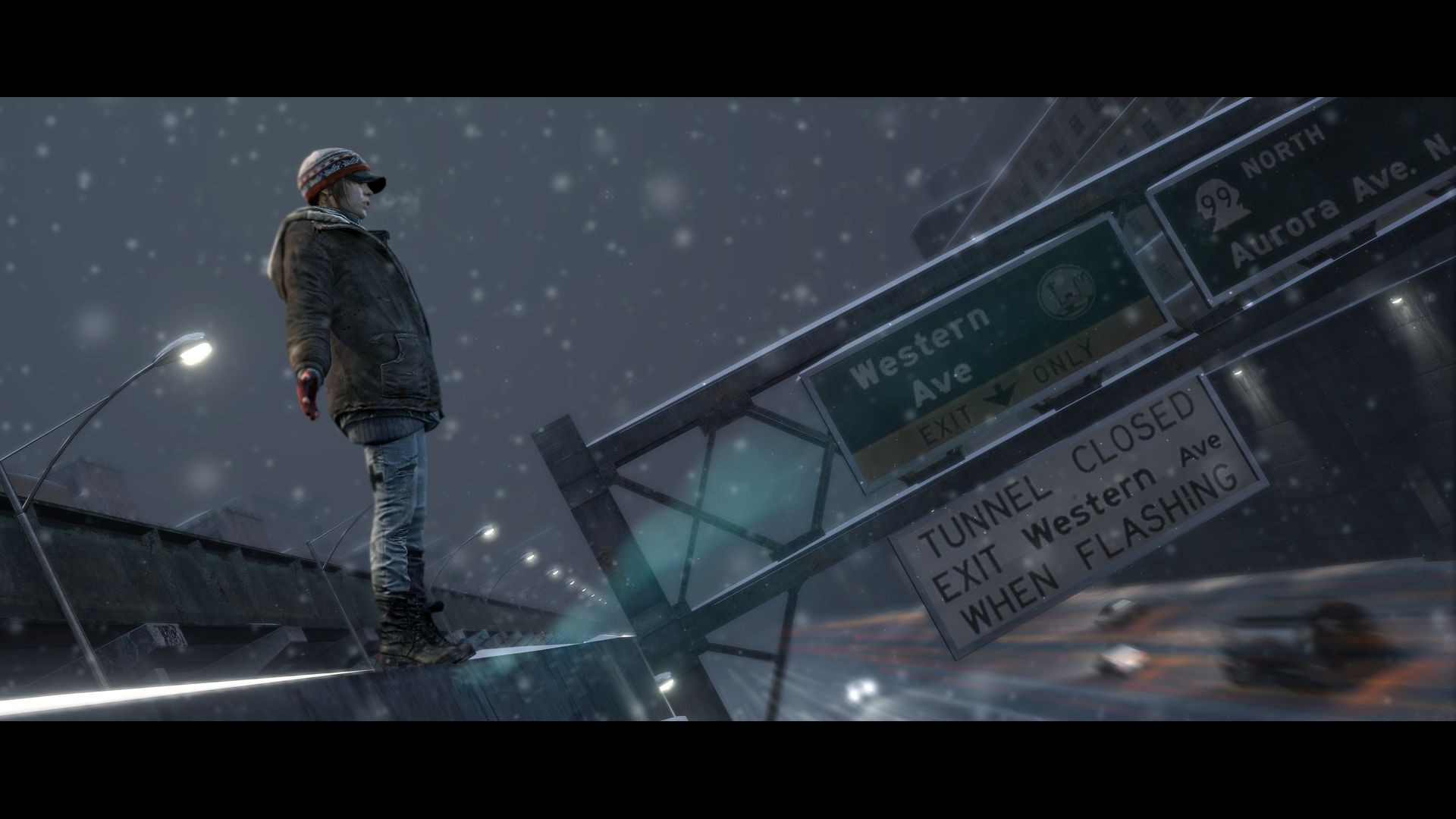 Beyond Two Souls Screenshot 3