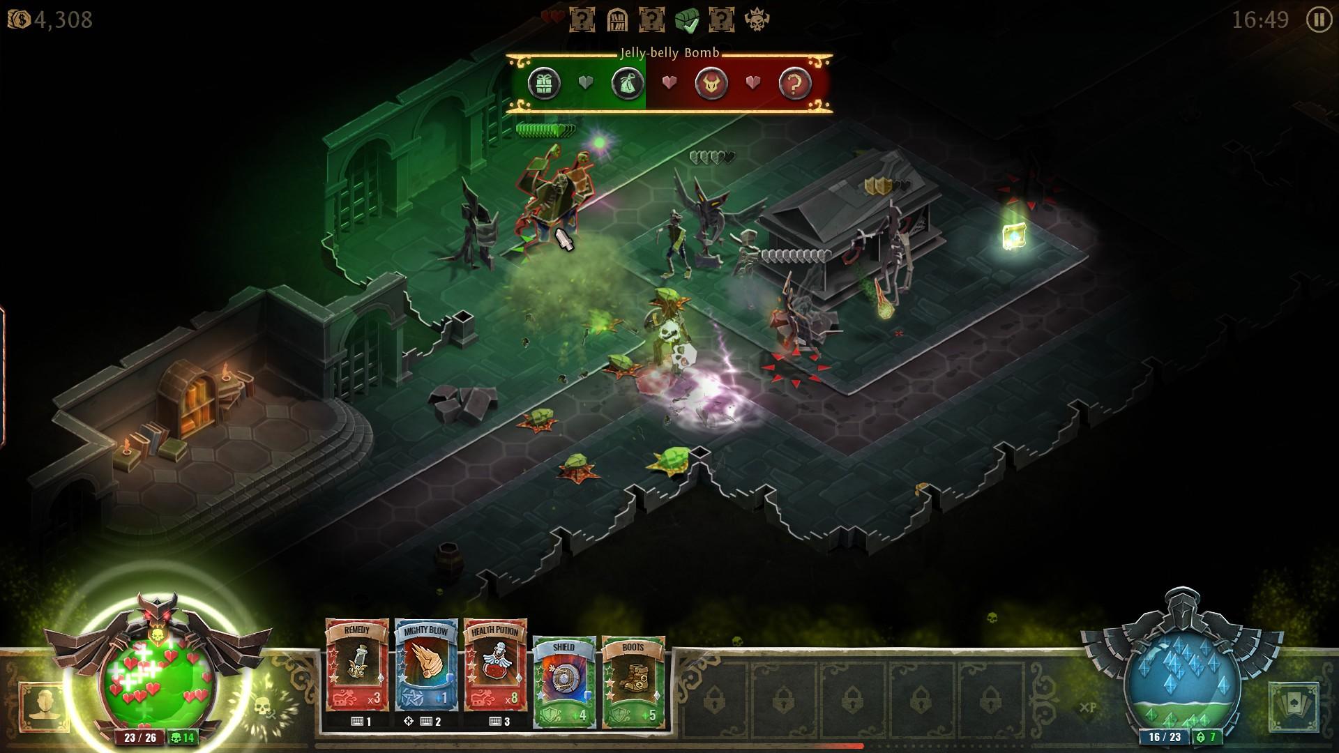 Book of Demons Screenshot 3