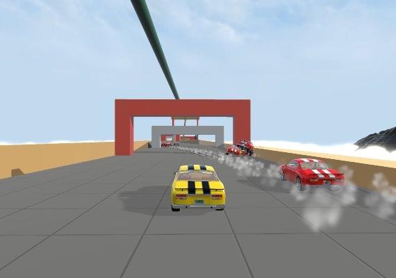 Crash Wheels Screenshot 2