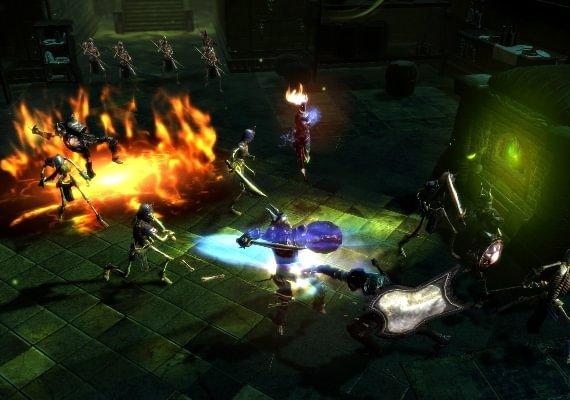 Dungeon League Screenshot 1
