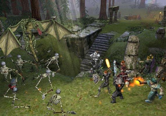 Dungeon League Screenshot 2