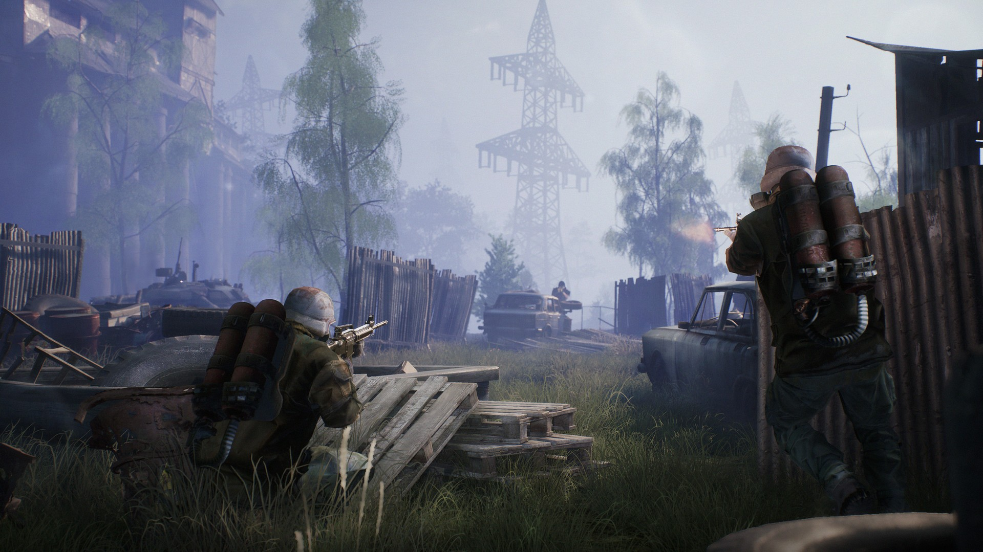 Fear The Wolves Screenshot 3