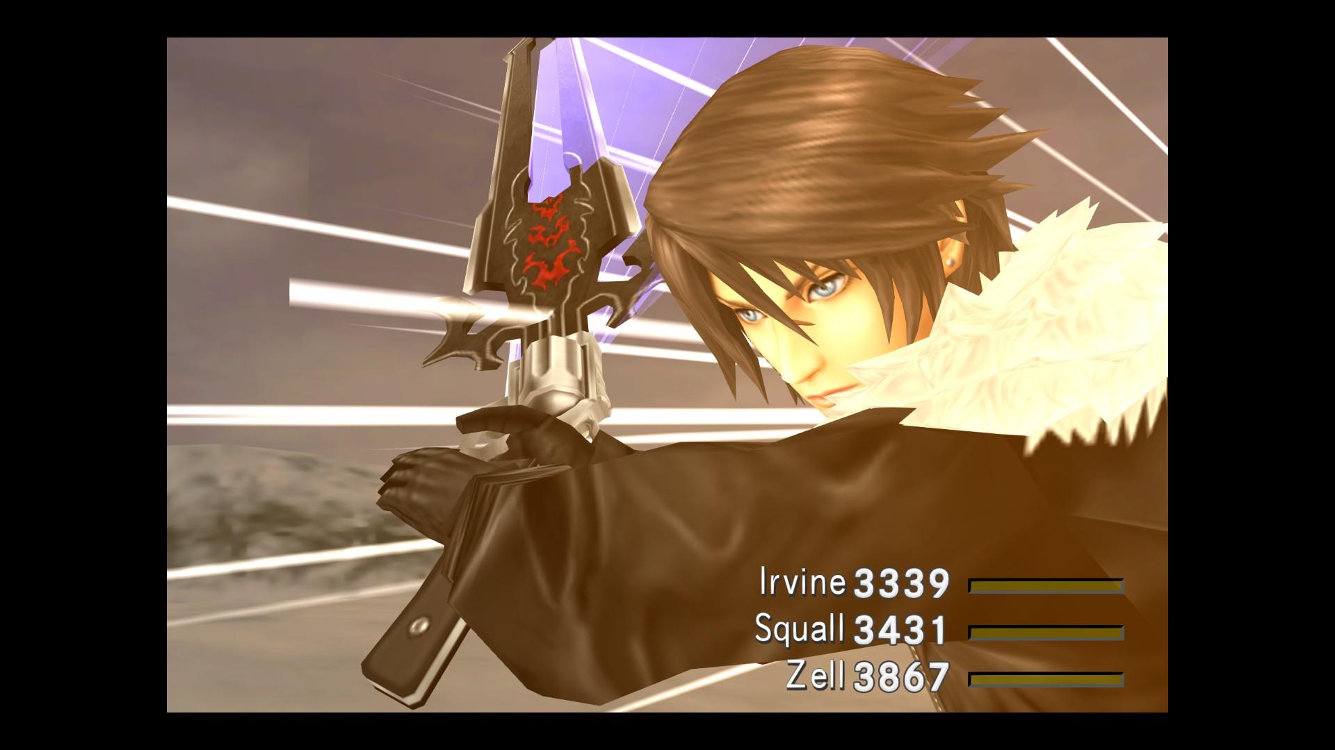 Final Fantasy VIII Remastered Screenshot 3