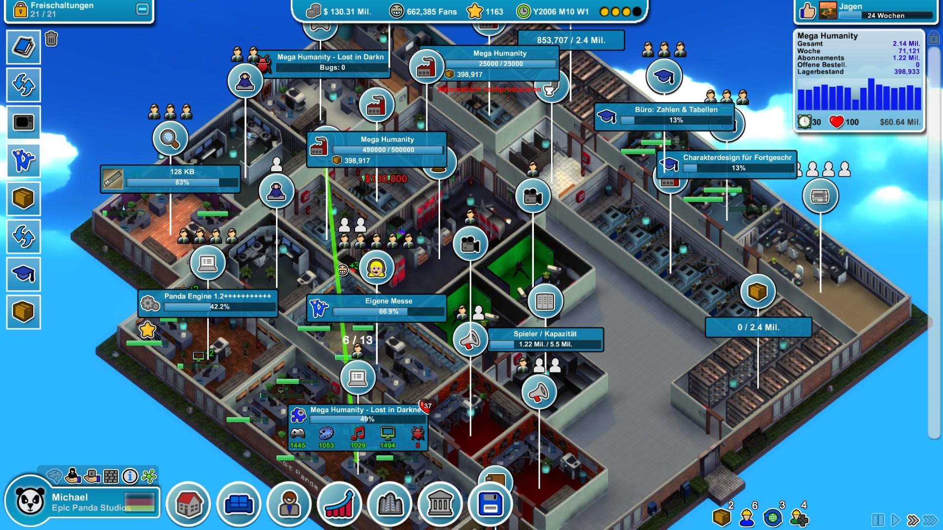 Game Dev Studio Screenshot 3