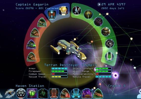 Infinite Adventures Screenshot 1