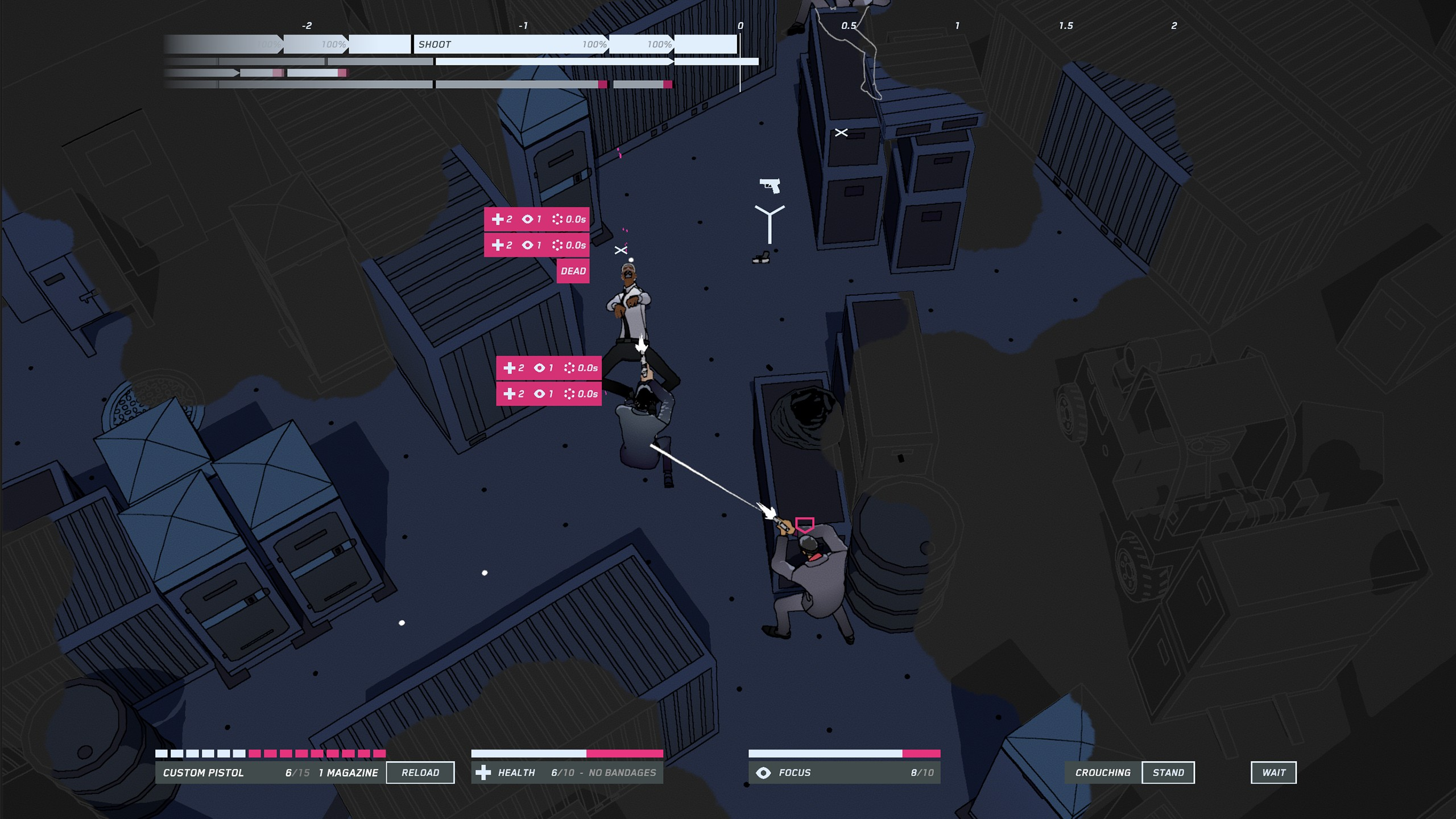 John Wick Hex Screenshot 1