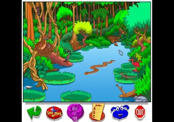 Jungle Journey Screenshot 1