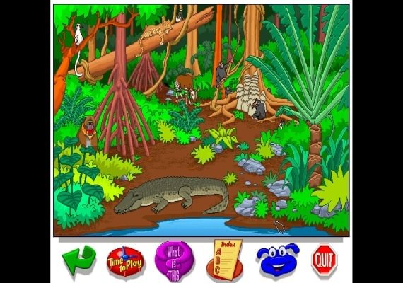 Jungle Journey Screenshot 2