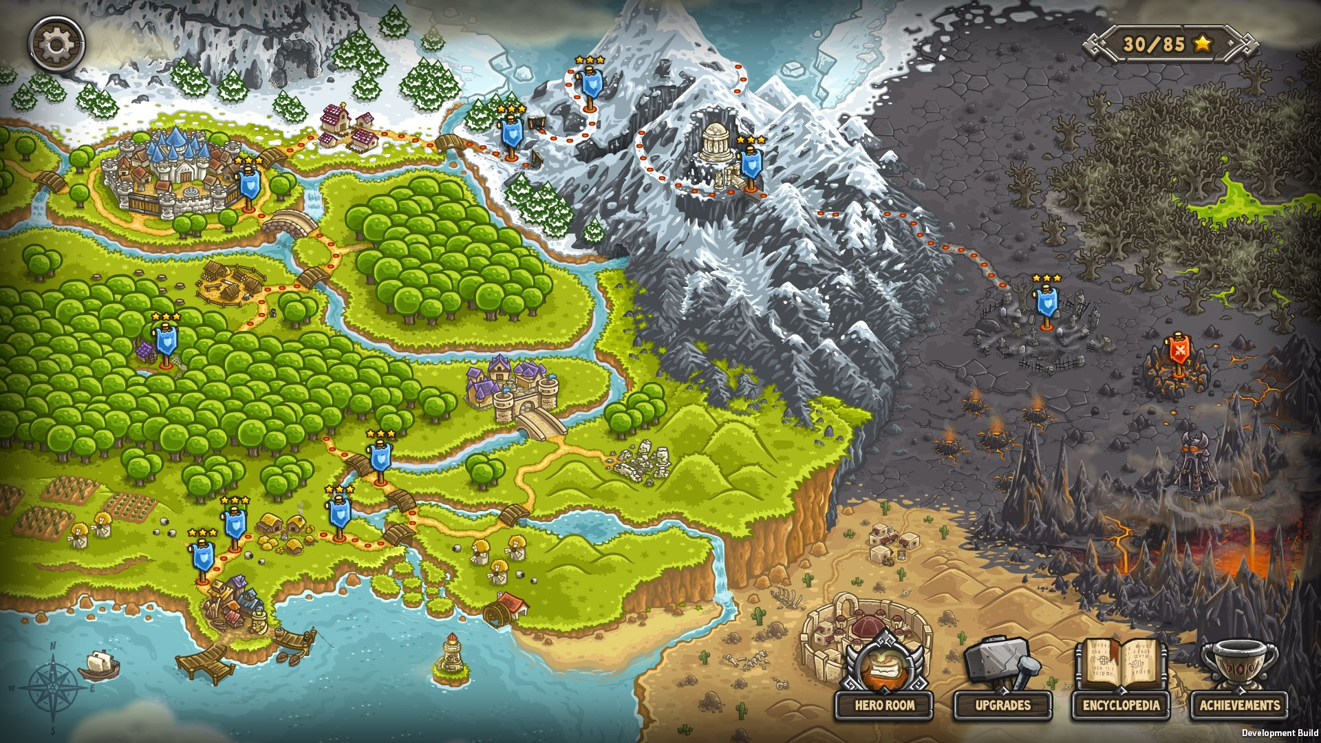 Kingdom Rush Origins Screenshot 2