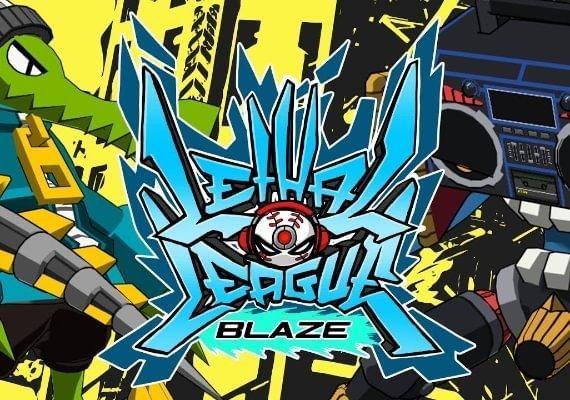 Lethal League Blaze Screenshot 1