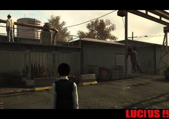 Lucius III Screenshot 1