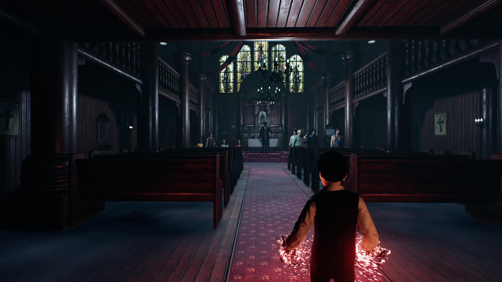 Lucius III Screenshot 3