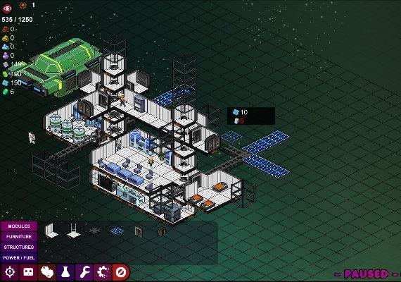 Meeple Station Screenshot 2