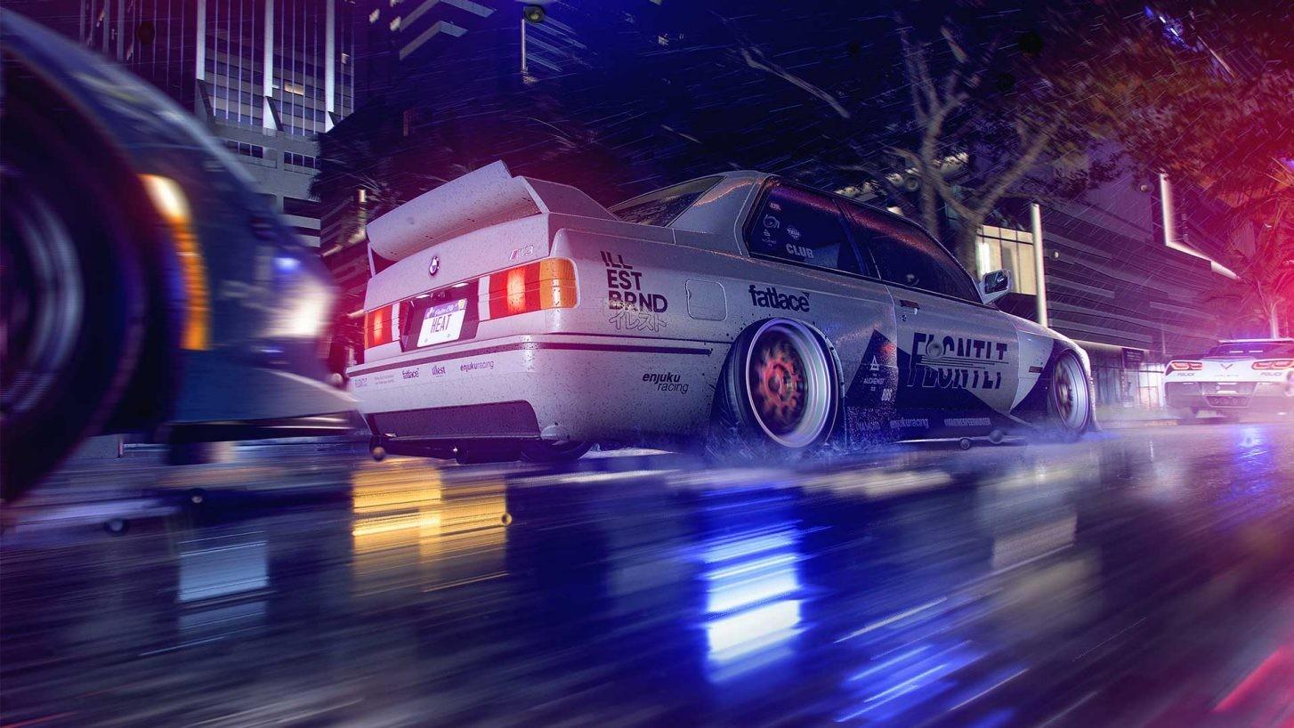 Need For Speed Heat Screenshot 2