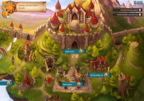 Of Gods and Men: The Daybreak Empire Screenshot 1