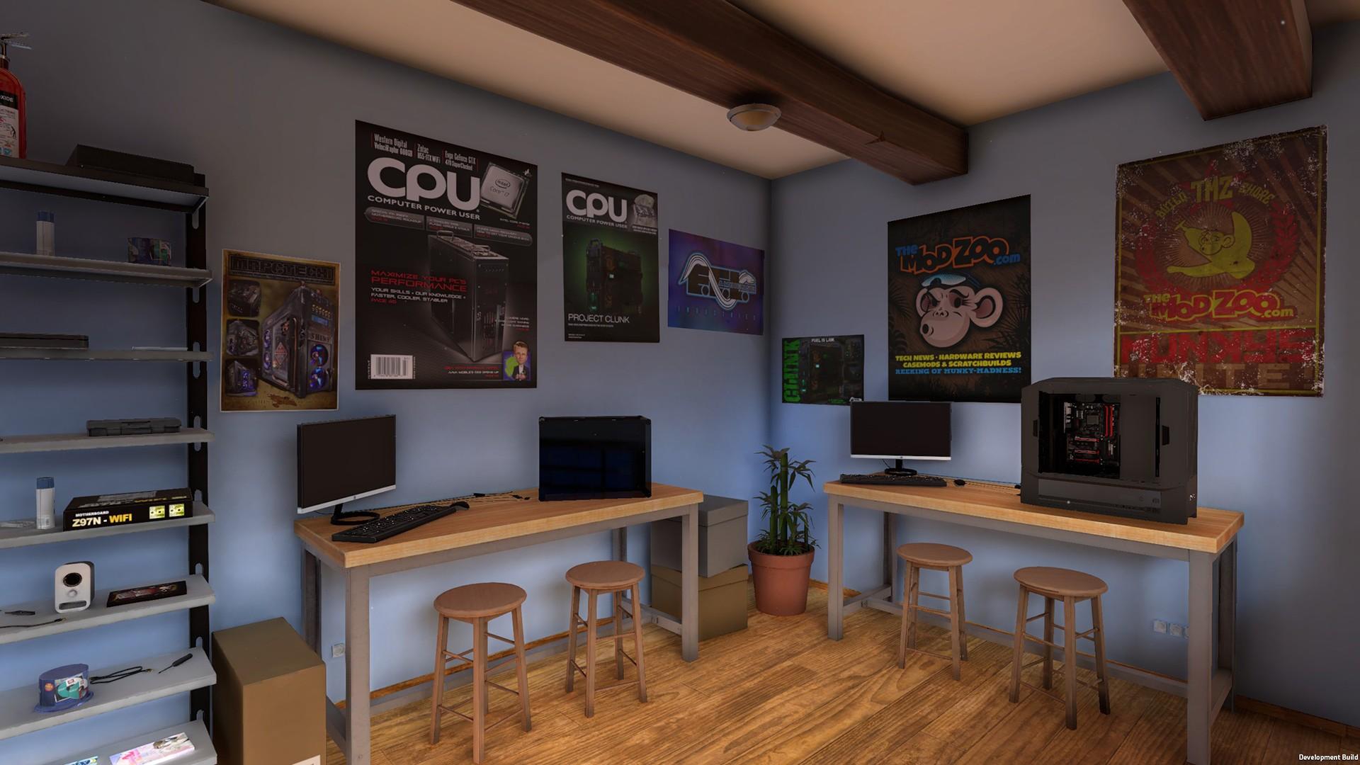 PC Building Simulator Screenshot 3