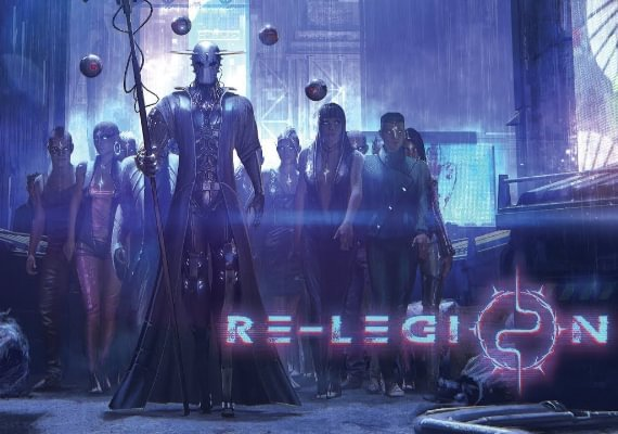 Re-Legion Screenshot 1