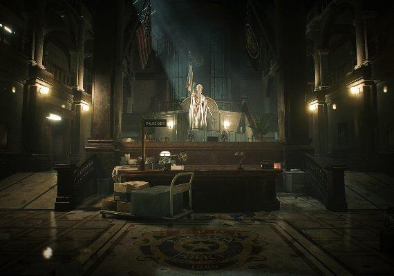 Resident Evil 2 Remake Screenshot 1