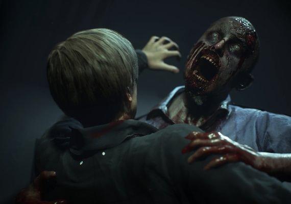 Resident Evil 2 Remake Screenshot 2