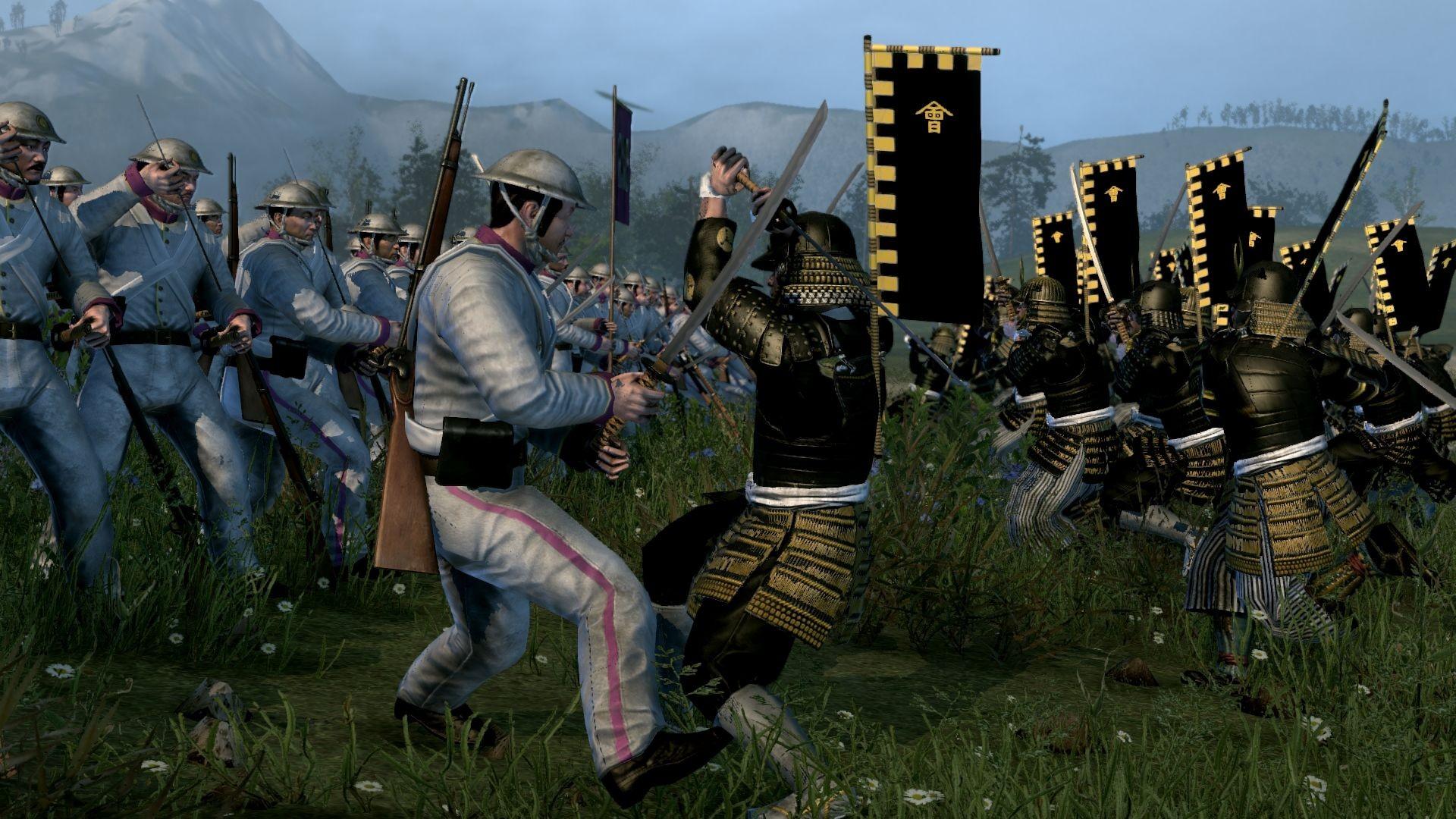Samurai in Africa Screenshot 2