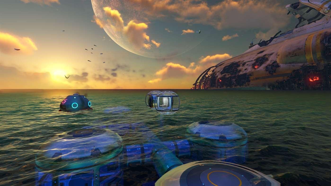 Subnautica: Below Zero Screenshot 2