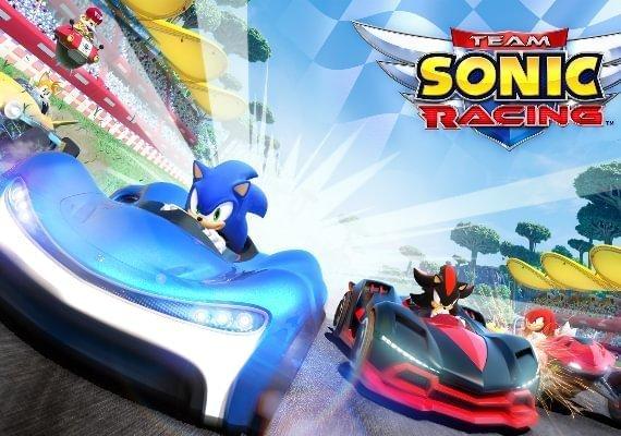 Team Sonic Racing Screenshot 1