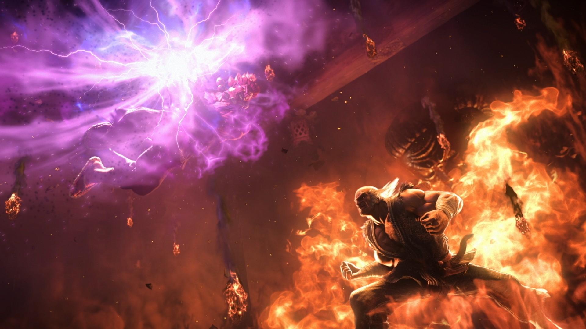 Tekken 8 Screenshot 2