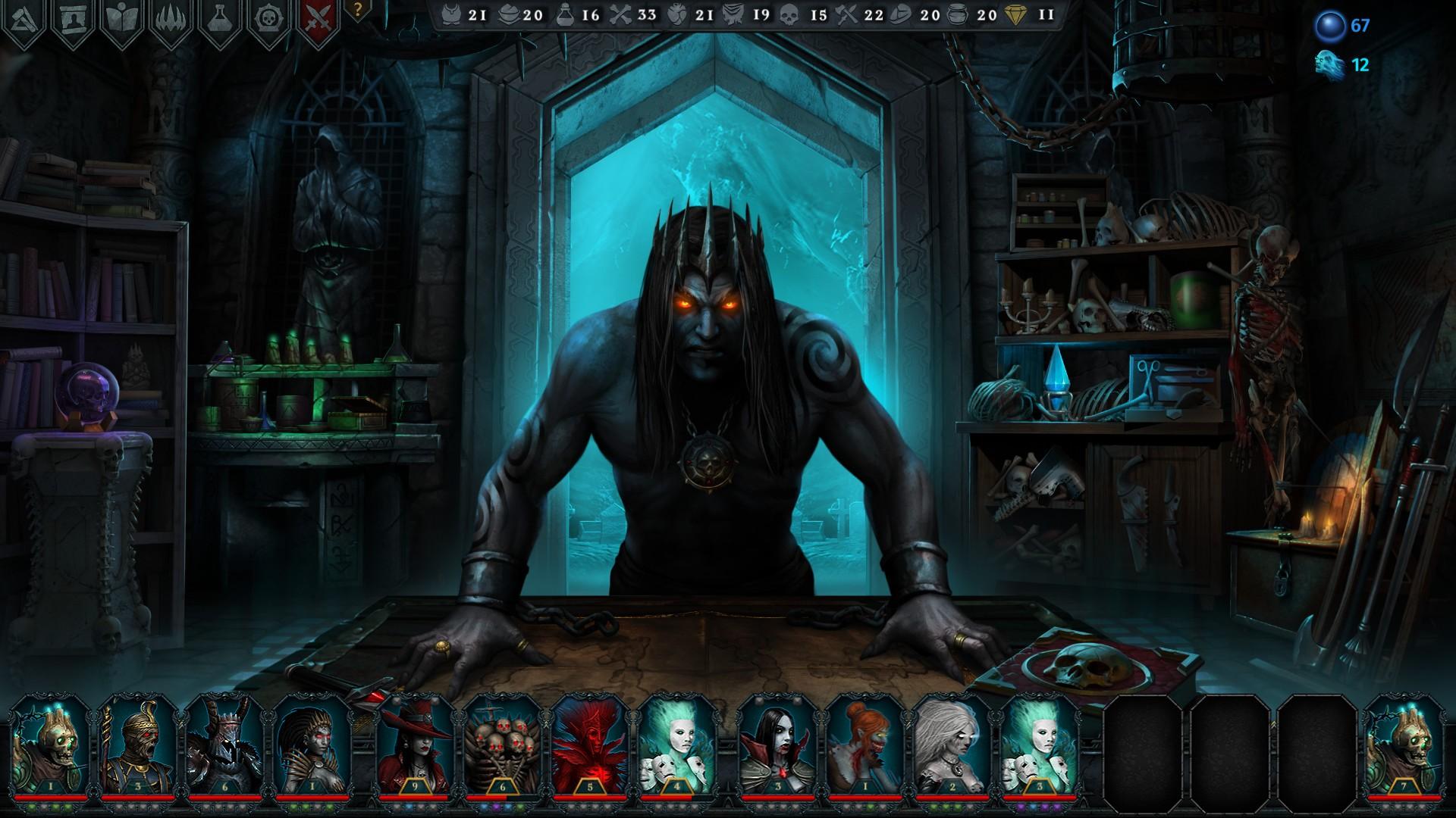 The Blood Eclipse Screenshot 1