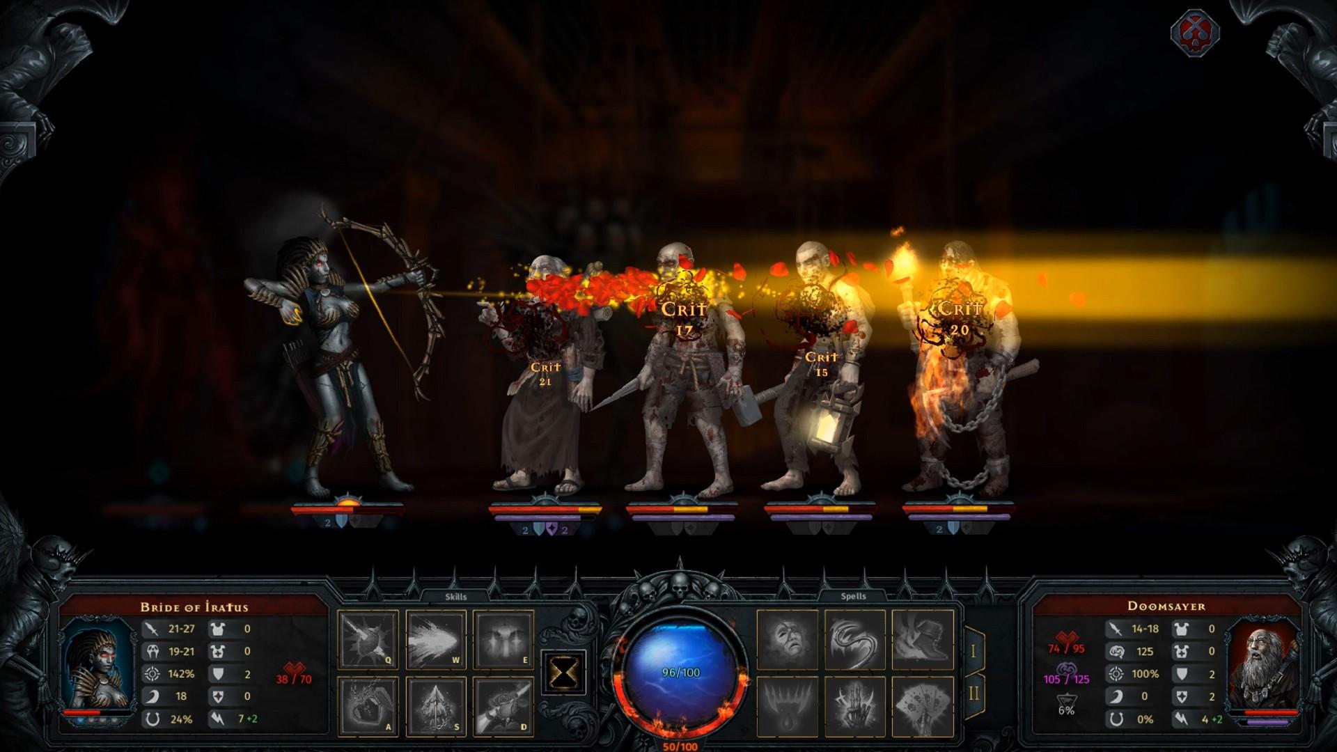 The Blood Eclipse Screenshot 3