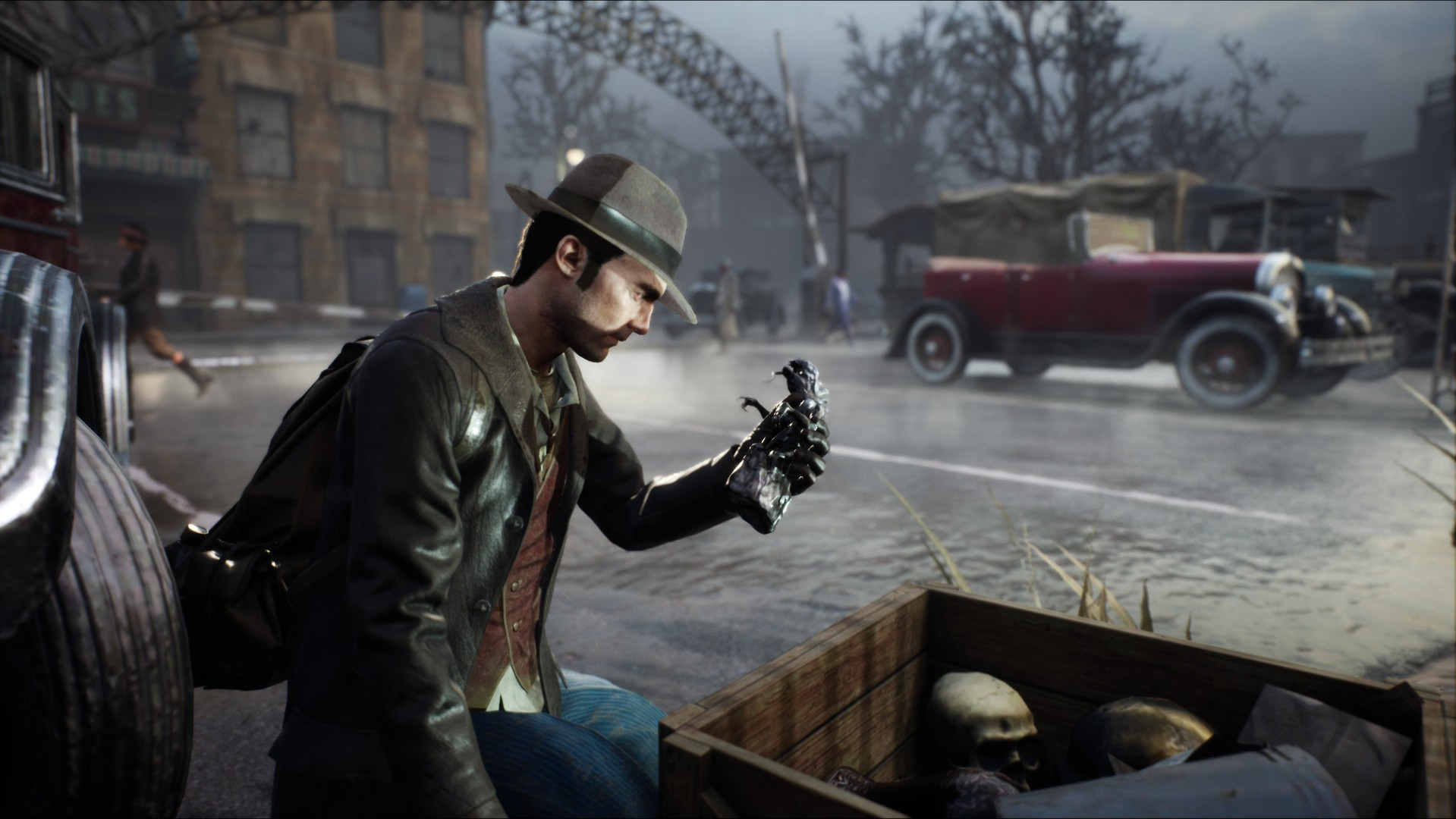 The Sinking City Screenshot 3