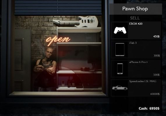 Thief Simulator Screenshot 1