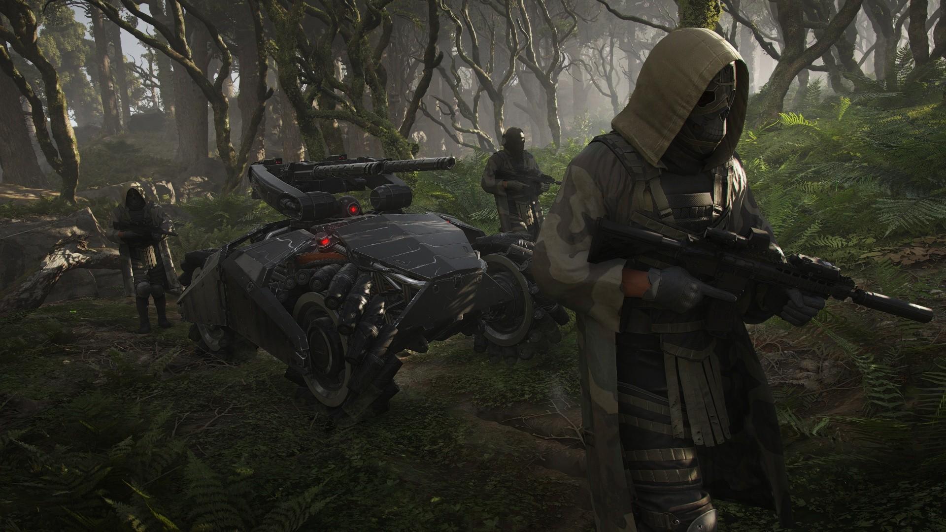 Tom Clancy's Ghost Recon Breakpoint Screenshot 2