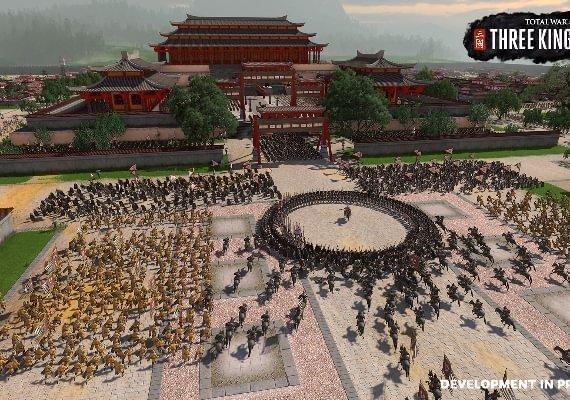 Total War: THREE KINGDOMS Screenshot 2