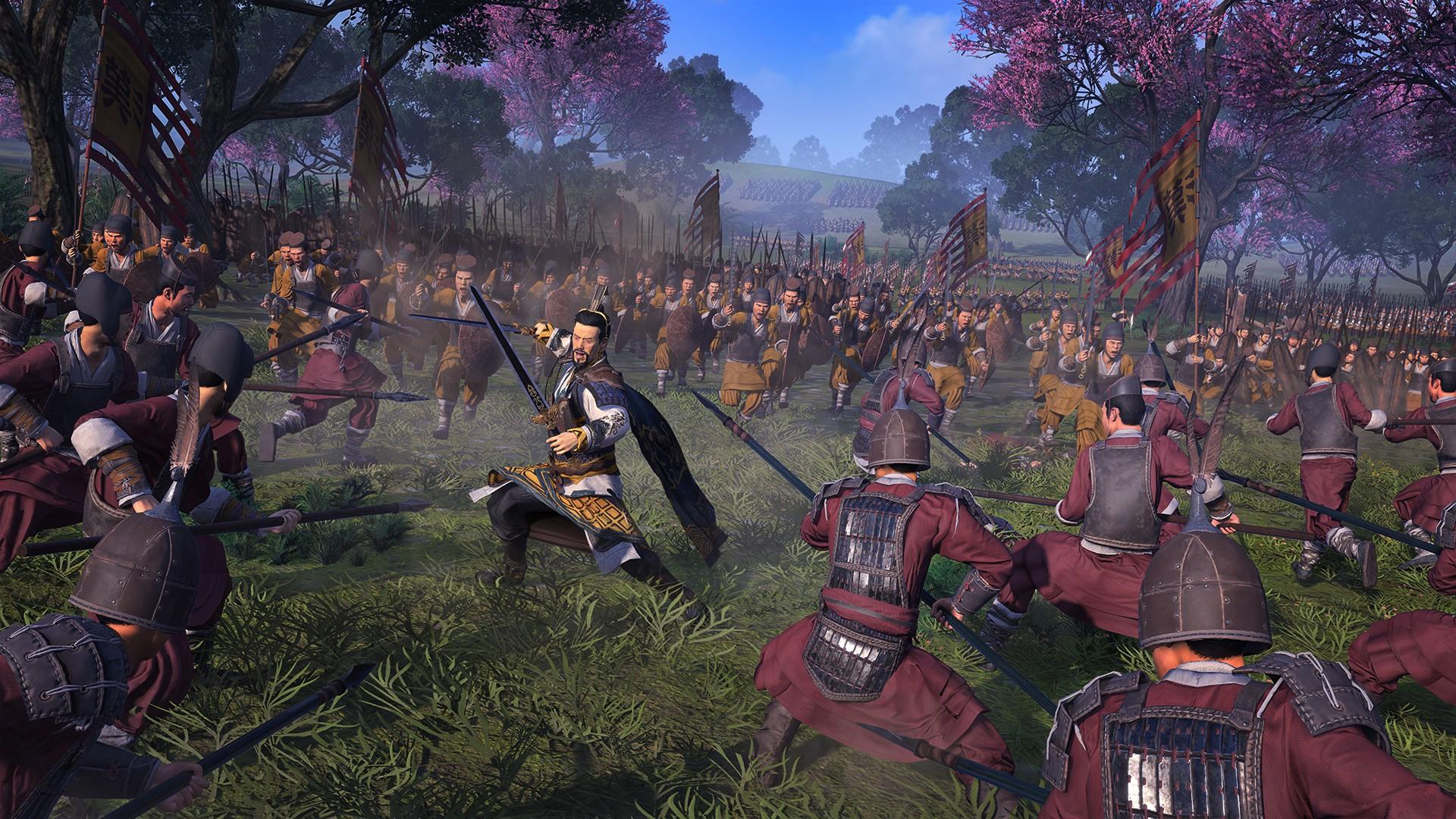 Total War: THREE KINGDOMS Screenshot 3