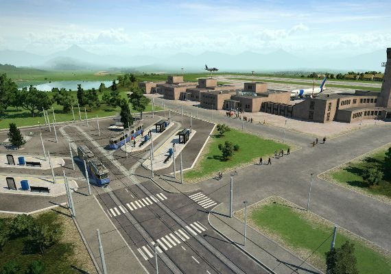 Transport Fever 2 Screenshot 1