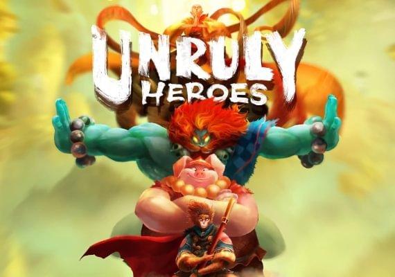 Unruly Heroes Screenshot 1