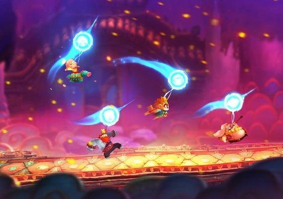 Unruly Heroes Screenshot 2