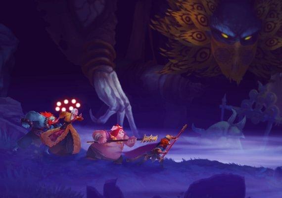 Unruly Heroes Screenshot 3
