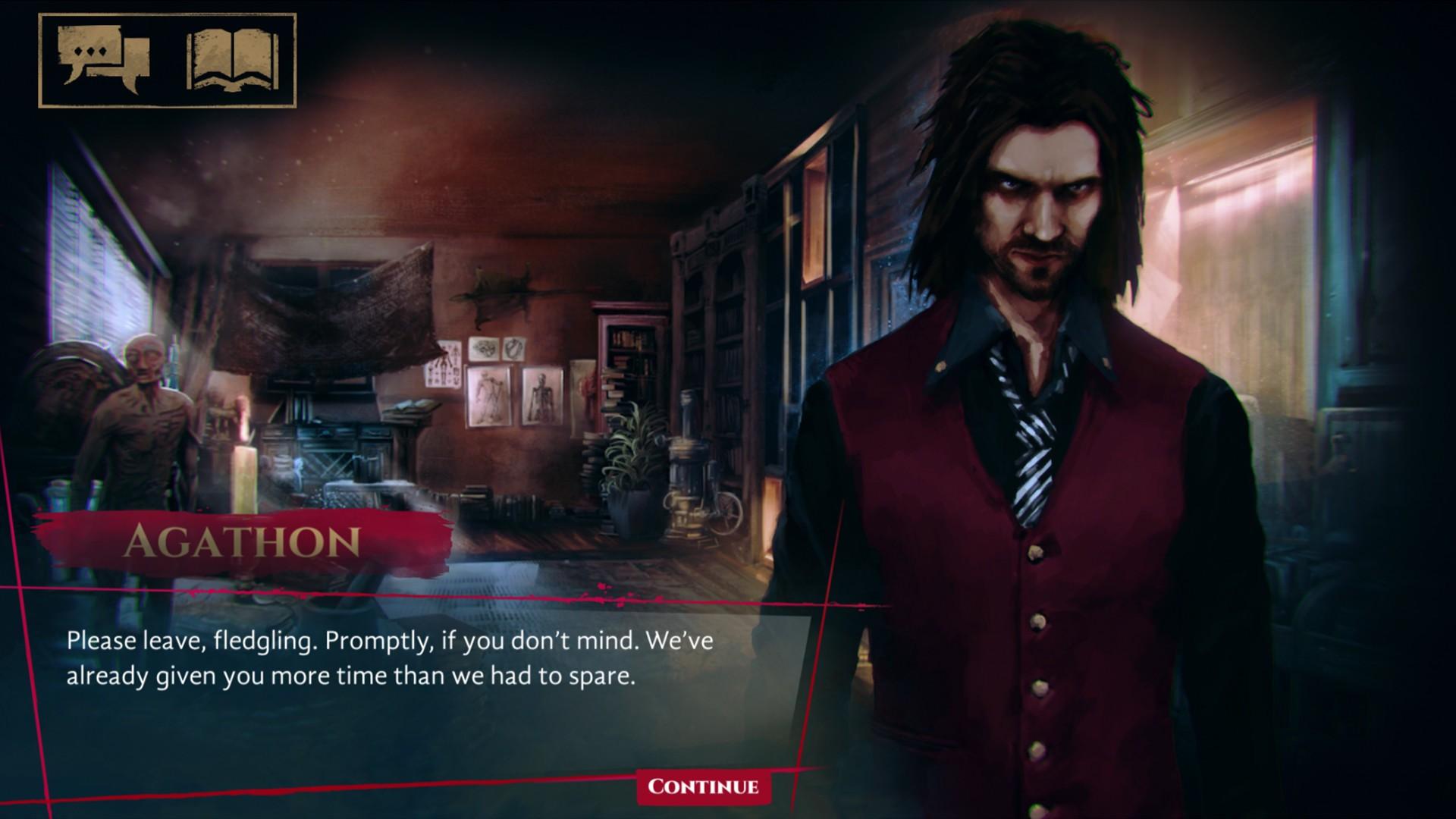 Vampire: The Masquerade - Coteries of New York Screenshot 1