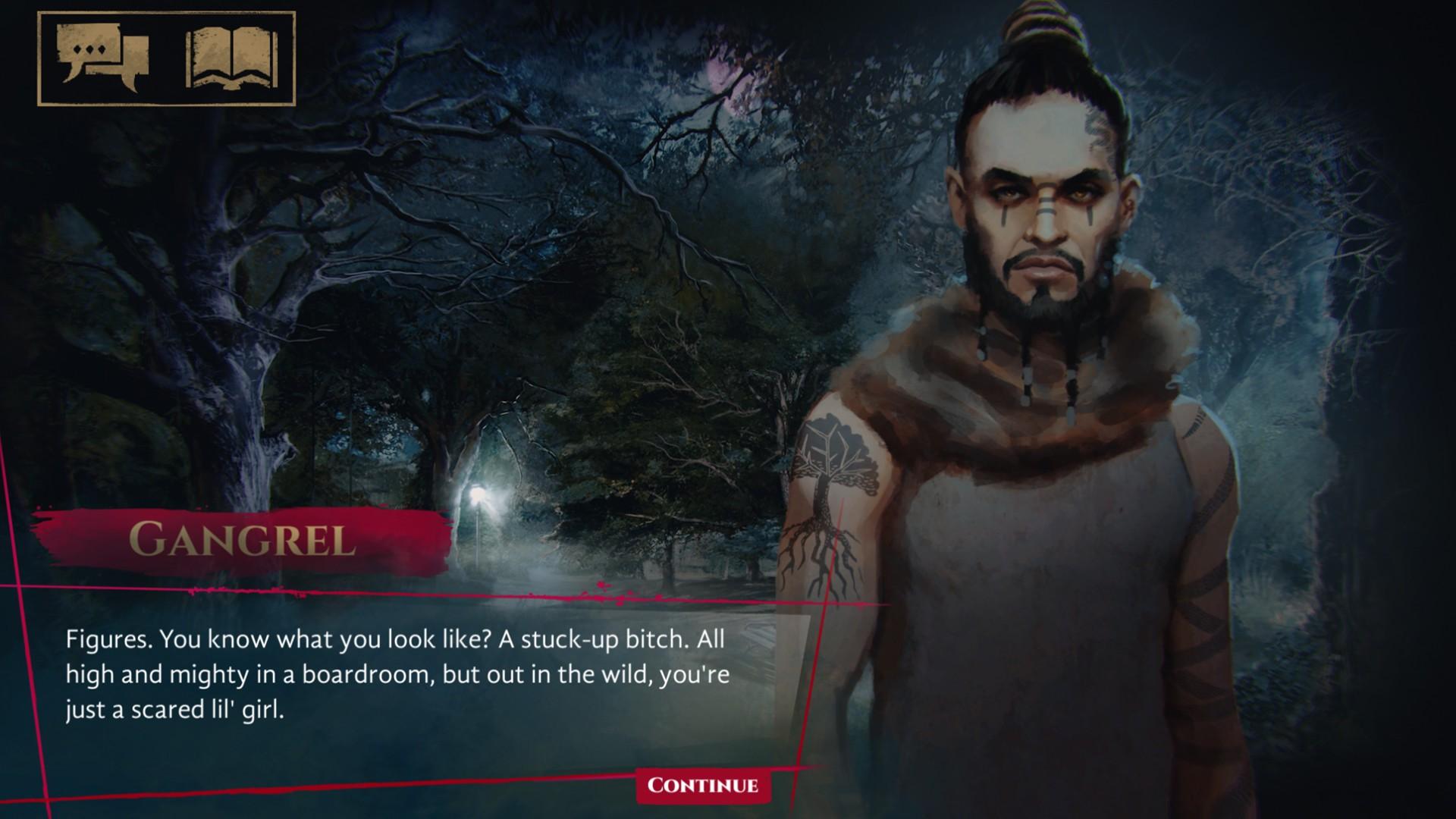 Vampire: The Masquerade - Coteries of New York Screenshot 2