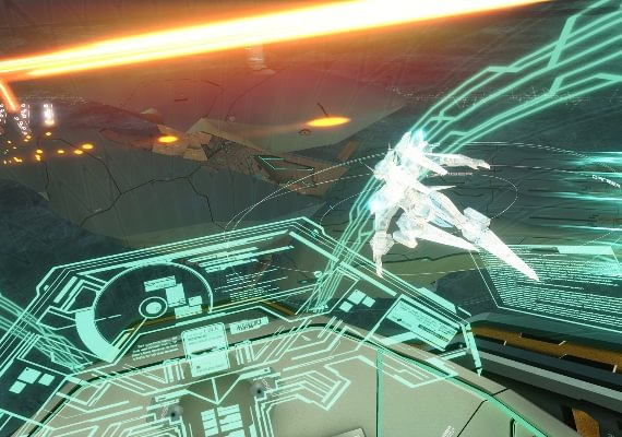 ZONE OF THE ENDERS: The 2nd Runner - M∀RS Screenshot 3